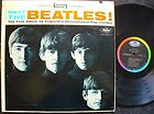 Beatles Meet the Beatles!  vinyl Lp record black label colorband, thumbnail_release131_370570221583.jpg