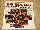 BEATLES, THE -  THE BEATLES SECOND ALBUM, thumbnail_release133_120834210824.jpg