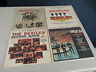The Beatles (8) LP Record Album Lot + Bonus LPs - Second Album + Something New +, thumbnail_release133_161239577657.jpg