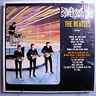 BEATLES~SOMETHING NEW~RARE ORIG '64 CAPITOL MONO LP~IN SHRINK~DG~VERY NICE, thumbnail_release139_141187569388.jpg