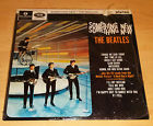 BEATLES Something New 1964 Stereo First Pressing Parlophone UK Export LP EX/NM!, thumbnail_release140_261996355442.jpg