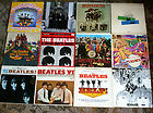 HUGE BEATLES/Rel. Vinyl LOT -  29 LPs, (15) 45 RPMs, 3 Picture Sleeves , thumbnail_release150_140872484368.jpg