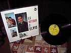 Elvis Presley LP  LE RETOUR DE ELVIS  In Mint Condition  RCA 430.324, thumbnail_release179_251057902251.jpg