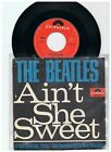 THE BEATLES-AINT SHE SWEET/IF YOU LOVE ME BABY-GERMAN POLYDOR + PS, thumbnail_release223_133200988451.jpg