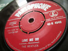 Beatles Love Me Do Archive copy .Orig UK Parlophone red label 7inch 45 near mint, thumbnail_release256_302393314347.jpg