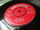 Beatles Love Me Do Lovely .Orig UK Parlophone  red label 7inch 45 ex con, thumbnail_release256_302456423287.jpg