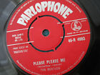 BEATLES  PLEASE PLEASE ME / ASK ME  1963 RED LABELLED ORIG U.K. 45. V/G + Con, thumbnail_release258_302390578820.jpg