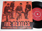 Very rare The Beatles single 45 She Loves You Sweden Red Label R 5055 VG+/VG++!, thumbnail_release266_272546945266.jpg