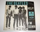 BEATLES - HELP - 45 SINGLE RARE DANISH PS PARLOPHONE R 5305 - LISTEN, thumbnail_release272_272116530388.jpg