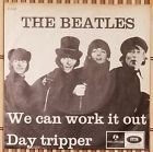 "The Beatles ‎– We Can Work It Out / Day Tripper 1965 *DENMARK* 7"" Single 45 RPM, thumbnail_release273_303002007773.jpg"
