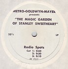 MAGIC GARDEN OF STANLEY SWEETHEART Radio Spots EP MGM, thumbnail_release63_360474906824.jpg
