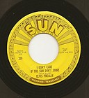 "Elvis Presley   SUN-210 ""Good Rockin Tonight""  about  a V  Original issue, thumbnail_release73_150920017232.jpg"