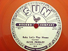 ELVIS PRESLEY 78 - BABY, LETS PLAY HOUSE - SUN RECORDS 217 EXCELLEN TT, thumbnail_release75_121288979405.jpg
