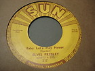 Rockabilly ELVIS PRESLEY Baby Let's Play House/I'm Right You're Left SUN 217, thumbnail_release75_330622114001.jpg