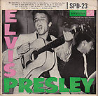 ELVIS PRESLEY,  ELVIS PRESLEY SPD-23 RAREST RCA EP, WITH 45 RPM RECORDS, thumbnail_release81_261029298893.jpg