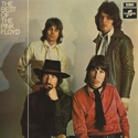 frontcover of The Best Of The Pink Floyd
