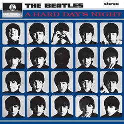 Parlophone, A Hard Days Night, PCS 3058