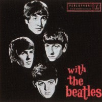 frontcover of With The Beatles - Australian Mono