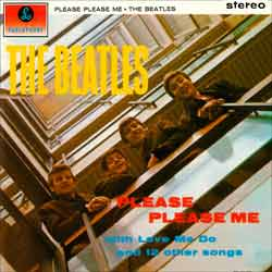 Parlophone, Please Please Me, PCS 3042