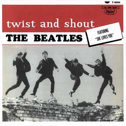 Release Price Guide Twist And Shout On Label Capitol With